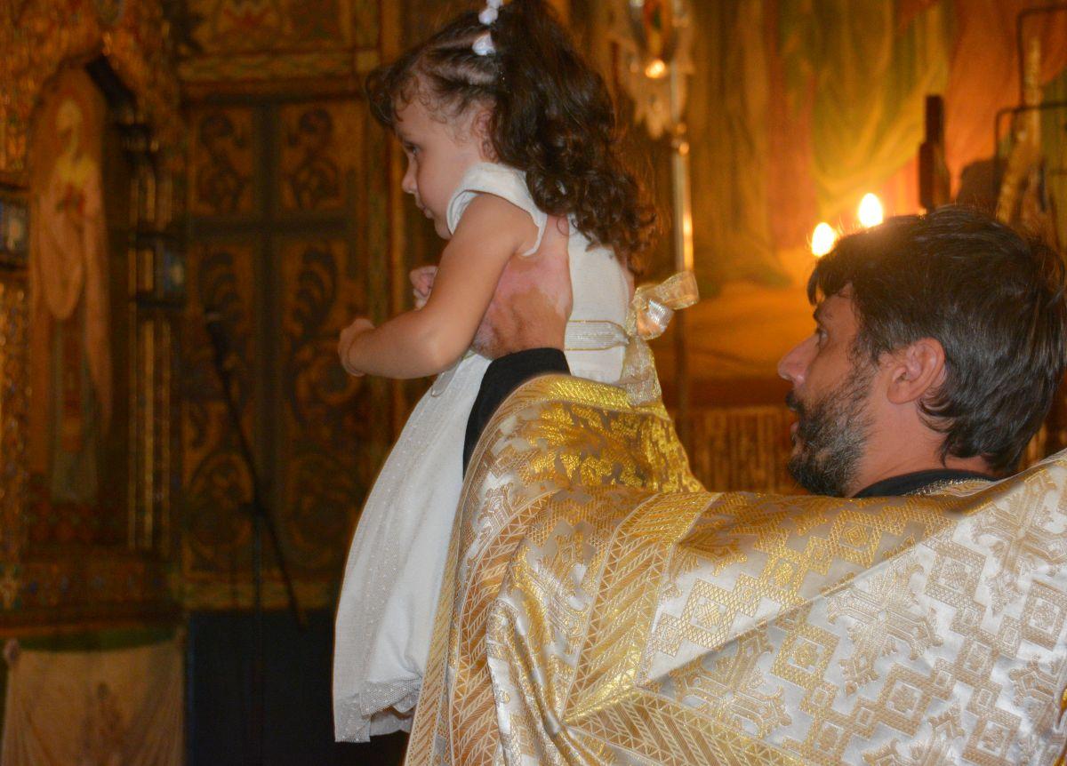 фотография за кръщение