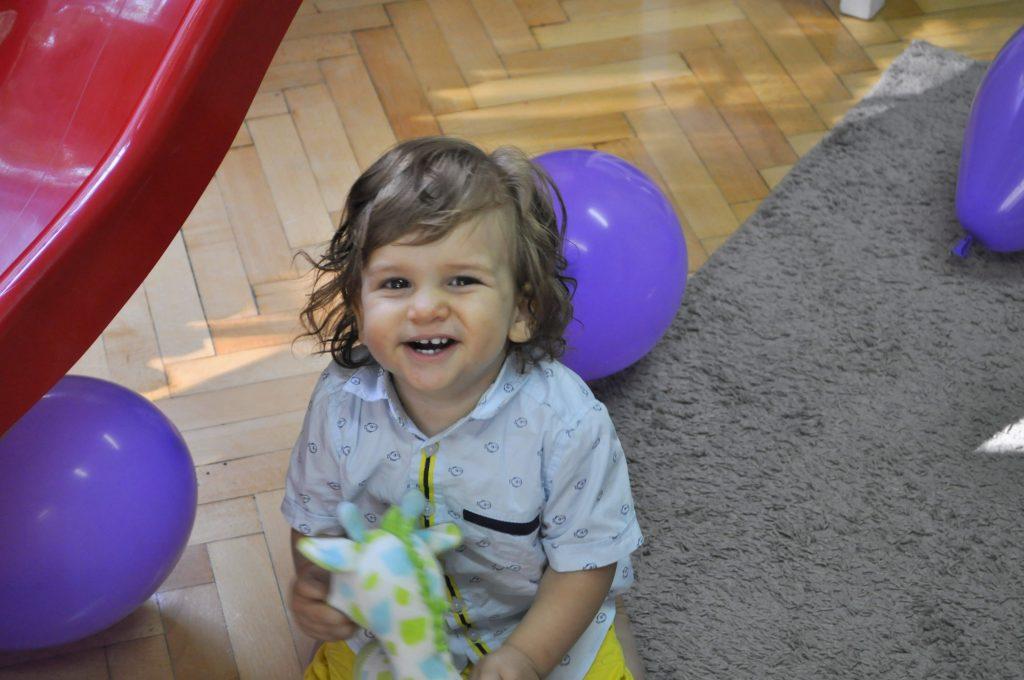 бебешка фото сесия
