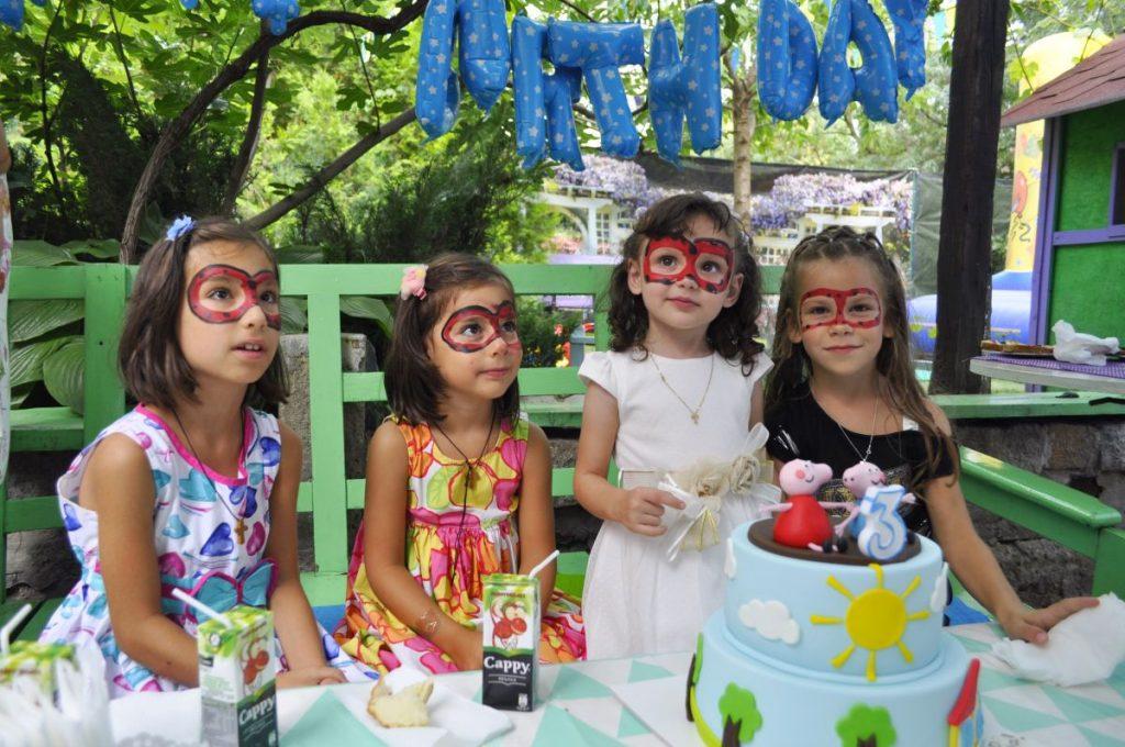 Фотограф за детски рожден ден в София